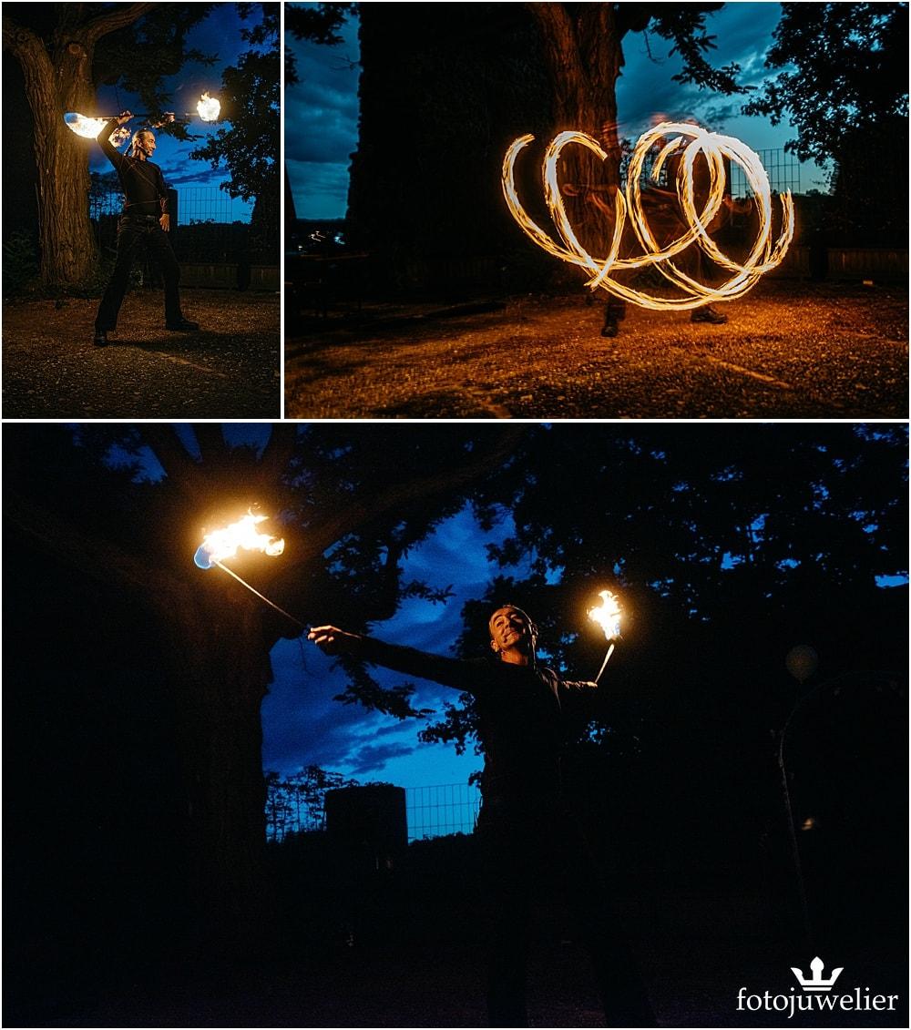 """Eventfotos vom Eventfotograf - Feuershow und Lichtshow """"Der Lemmi"""""""
